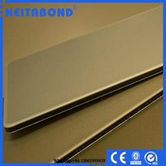 NEITABOND 4mm PVDF coated Project Aluminum Composite Panel wall cladding