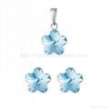 fashion  high quality crystal jewelry