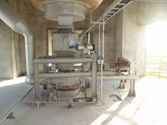 bulk loader raw material cement bulk loader unloader