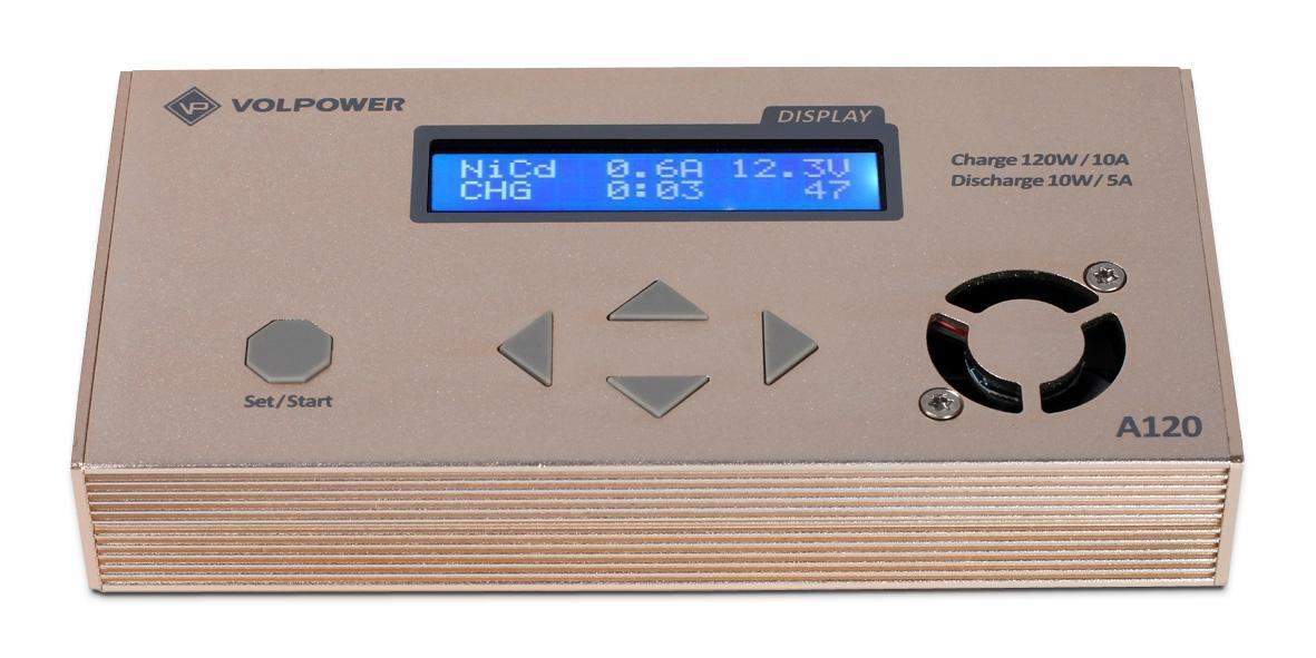 Model Airplan Charger 1