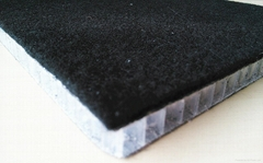 pp&glassfiber honeycomb panel used for trunk floor