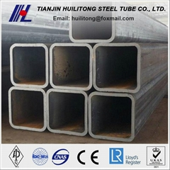 a500 steel tubing black carbon steel pipe