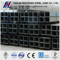 400*400 Size Square Carbon Steel Pipe