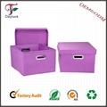 Small fashional sundries storage box home storage box