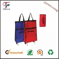 Big foldable Shopping cart bags for