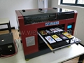 CE Approved UV Flatbed Printing Machine A3 Size for Acrylic  Pen Plastic  Bottl 3
