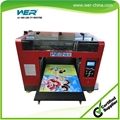 CE Approved UV Flatbed Printing Machine A3 Size for Acrylic  Pen Plastic  Bottl 1