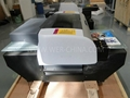 Logo Printing Machine for Plastic A2 Desktop UV Printer 4