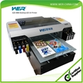 Logo Printing Machine for Plastic A2 Desktop UV Printer 1