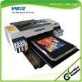 A2 desktop  T-Shirt Printer for Garment Printing with cheap price  1