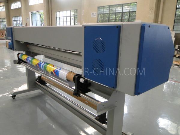 5 Feet Flex Banner Printing Machine with High Resolution 3