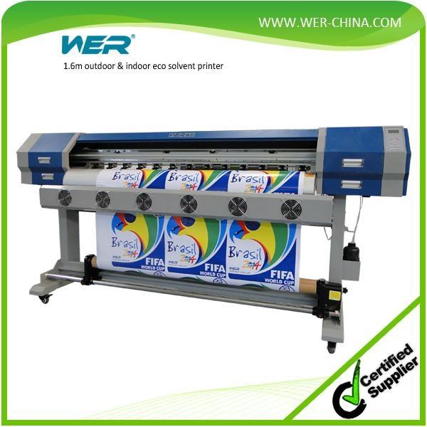 5 Feet Flex Banner Printing Machine with High Resolution 1