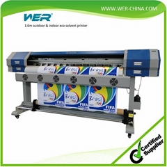 5 Feet Flex Banner Printing Machine with High Resolution