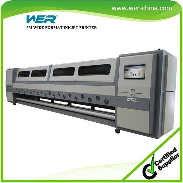 Wide Format So  ent Printer Seiko510 35pl 5m 8heads Imported Linear Rail  Large  1