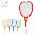 Rechargerable  Electronic Mosquito Swatter with CE certification 4