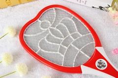 三层网充电电蚊拍