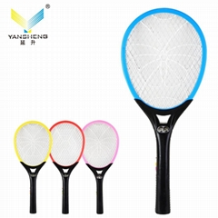 Rechargerable and Safety Electronic Mosquito bat with led light