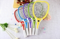 Rechargaeable Mosquito 3 layer net  Swatter  for Domestic Use with round plug 2