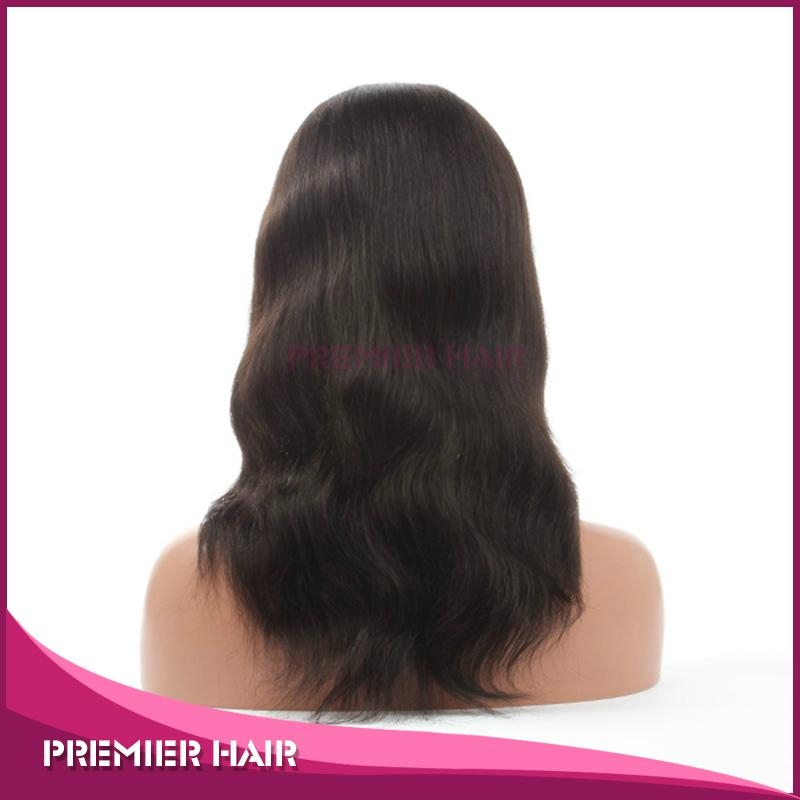 Wholesale Virgin Brazilian Human Hair Full Lace Wigs 1