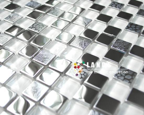 Metal Mosaic Tiles 1