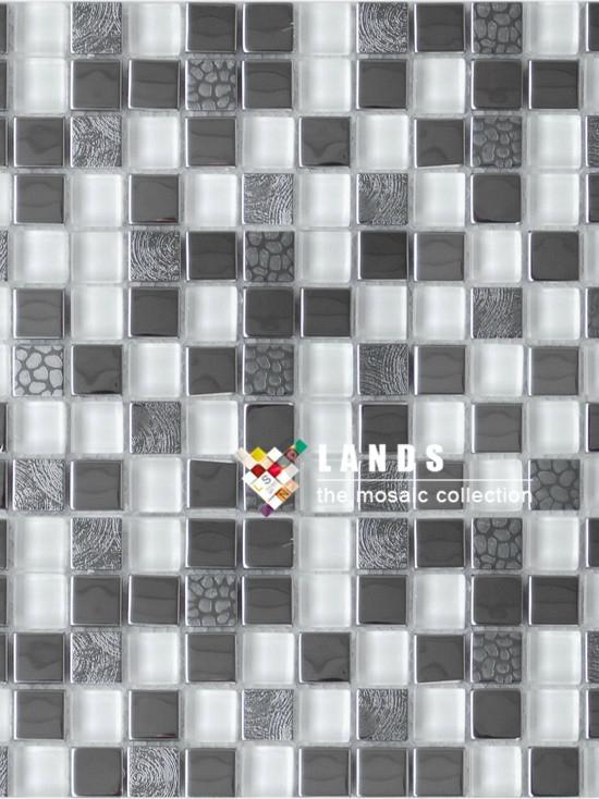 Metal Mosaic Tiles 3