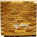Phoebe sheareri Wood Mosaic Tiles