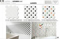 Porcelain Ceramic Mosaic Tiles
