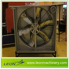 centrifugal shutter type exhaust fan