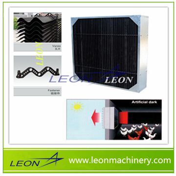 Leon farm tools and equipment and their use air inlets for poultry  3