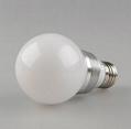 3W E27 RGB LED Light Bulb Lamp 24key Wireless Remote Controller Magic Lighting  3