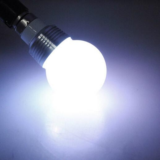 3W E27 RGB LED Light Bulb Lamp 24key Wireless Remote Controller Magic Lighting  5