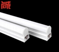 T5 1200mm 18W led tube lamp milky,clear