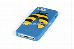 silicone gel mobile cases, rubber phone covers,silicon phone case with embossed