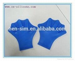 灵活硅胶水上运动潜水手套