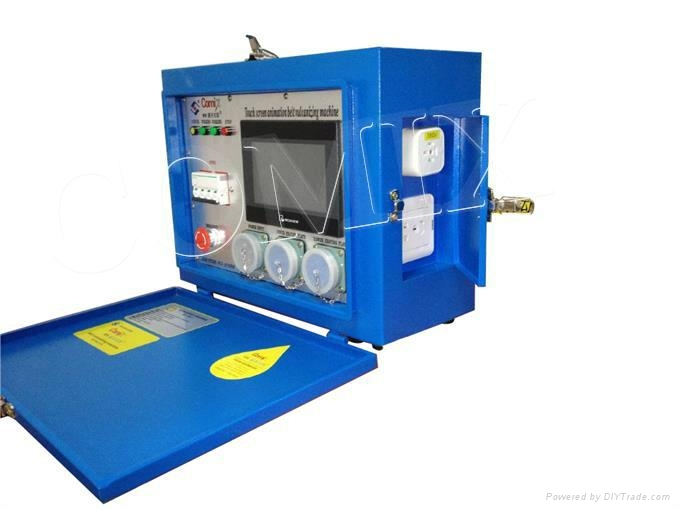 COMIX Custmized Portable Conveyor Belt Joint Vulcanizing Machine