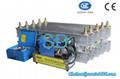 SD portable conveyor belt splicing machine or PVC belt vulcanizer