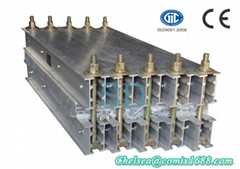 SD Jointing Machine with PVC Conveyor Belt