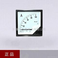 供應指針式6L2電流表