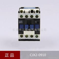 乐清地区供应CJX2-1201交流接触器