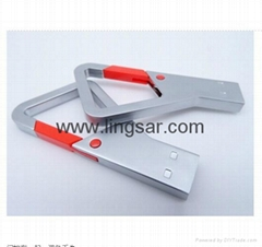 Metal hook USB Flash drive