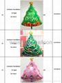 Christmas Series Helium Foil Mylar Balloons 5