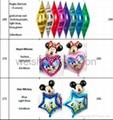 Various Plain & Solid Decoration Heliun Foil Mylar Balloons 5
