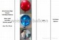 30 inch 78-80cm Round, Heart,Star Foil Mylar Balloon 2