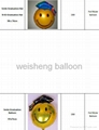 Graduation & Doctor Foil Mylar Balloons 2