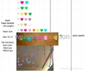1 or 3 Layer Paper Garland + Letters Paper Garland Banner 3