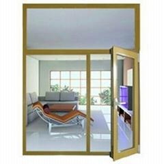 钢质防火窗-铝合金/固定式/开启式