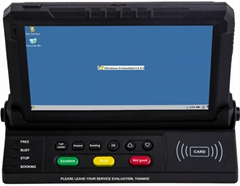 GPS Navigation System with GPS 3G RFID Mobile Data Terminal