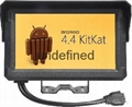 "7"" Android 4.4 Mobile Data Terminal for"