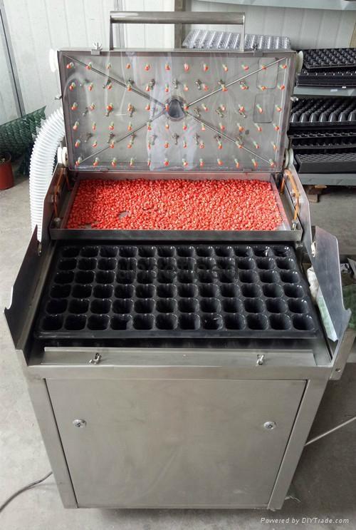 半自动穴盘育苗生产机  3