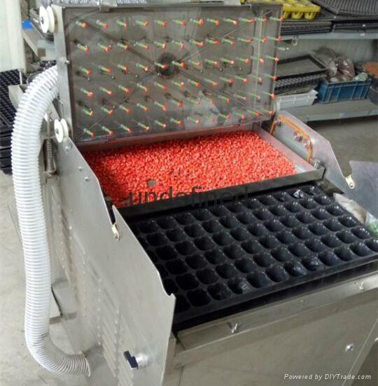 棉花玉米育苗播种机 针吸式播种机 常州风雷精机 3
